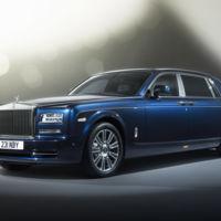 Rolls-Royce Phantom Limelight, para los que están siempre en el candelero