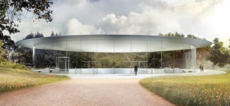 El último vídeo a vista de drone del Apple Park nos muestra cómo todo el edificio central ya está construido