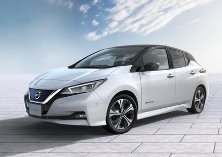Nissan Leaf 2018 1600