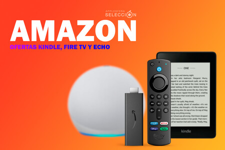 Amazon rebaja sus dispositivos Fire TV, Kindle, Blink y Echo justo para la vuelta al cole y la oficina: desde 14,99 euros
