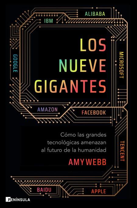 Portada Los Nueve Gigantes Amy Webb 202103281722