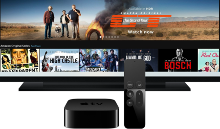 El vídeo en streaming de Amazon Prime podría estar cerca de llegar al Apple TV en calidad 4K y HDR