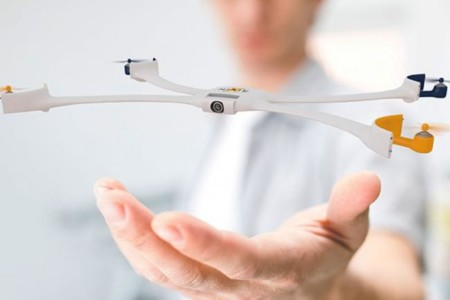 Nixie selfie drone wearable