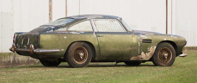 Foto de Aston Martin DB4 1962 (4/9)