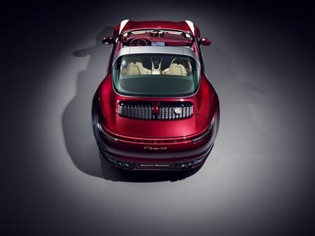 Porsche 911 Targa 4s Heritage Design Edition 6