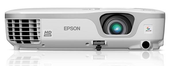 El Epson Cinema 710HD busca hueco en tu casa