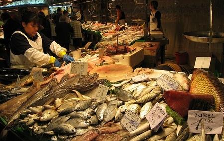Cae el consumo de pescado, en especial el congelado