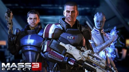 'Mass Effect' inspirado directamente por... ¿'Final Fantasy'?