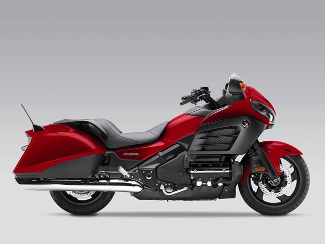Honda Gold Wing FB6