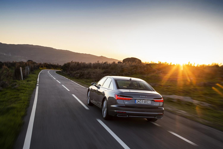 Foto de Audi A6 2018, toma de contacto (80/118)