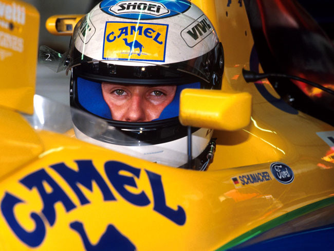 Michael-Schumacher-Benetton