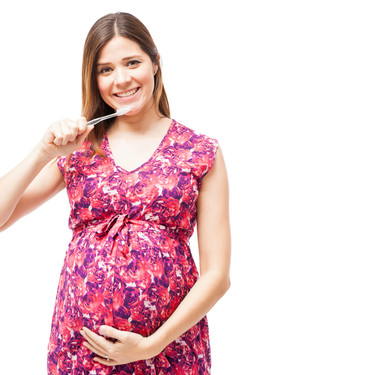 ¿Cómo cuidar las encías en el embarazo?