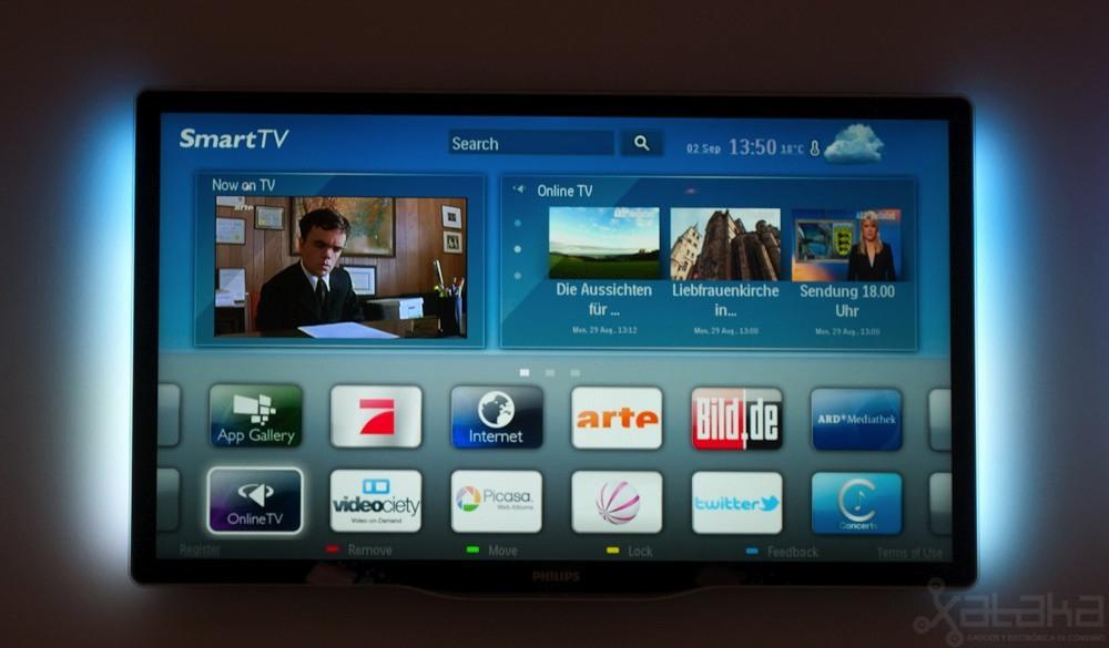Smart TV en IFA 2011