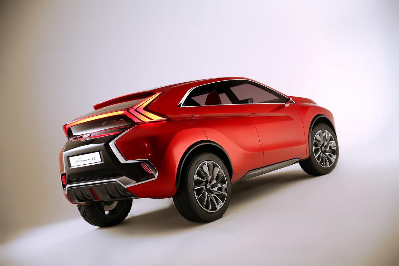 Foto de Mitsubishi XR-PHEV II Concept (11/27)