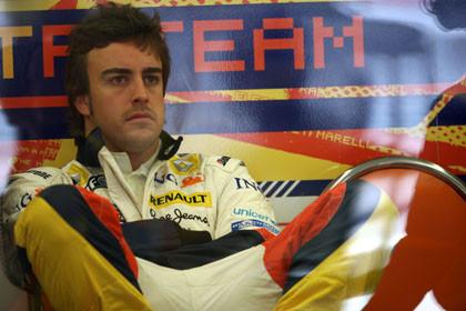 Alonso descarta las sorpresas en el GP de Mónaco