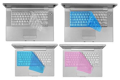 "iSkin ProTouch: Protector de silicona para la ""familia MacBook"""