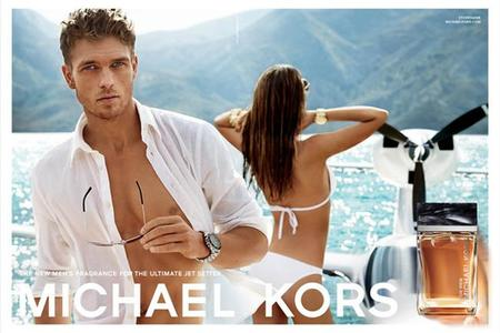 Michael Kors for Men, la segunda fragancia masculina creada por Michael Kors