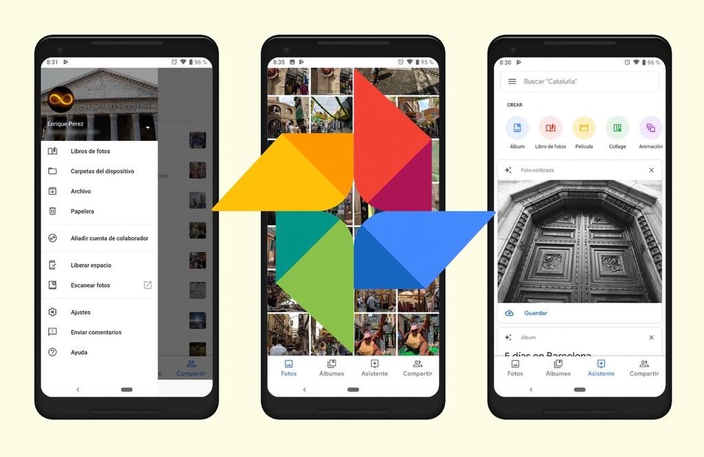 El manera oscuro llega a Google™ Fotos: así puedas activarlo
