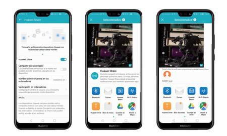 Huawei Share Mobile