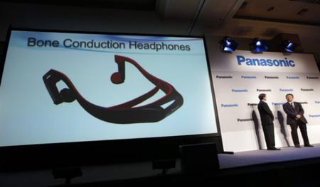 Panasonic presenta audífonos para escuchar a través de tus huesos