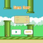 Si eres malo jugando al 'Flappy Bird' no es tu culpa, sino de la pantalla táctil