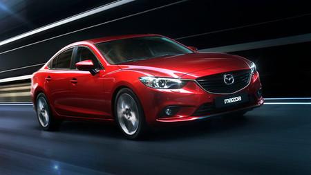 El Mazda6 2013 llega a Madrid por navidad