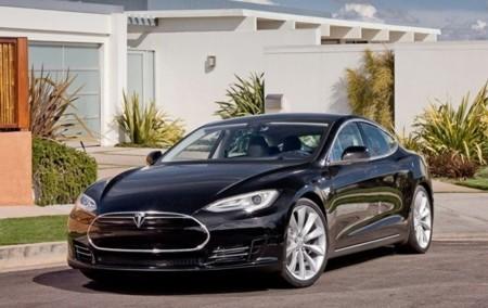 Tesla Model S Google X