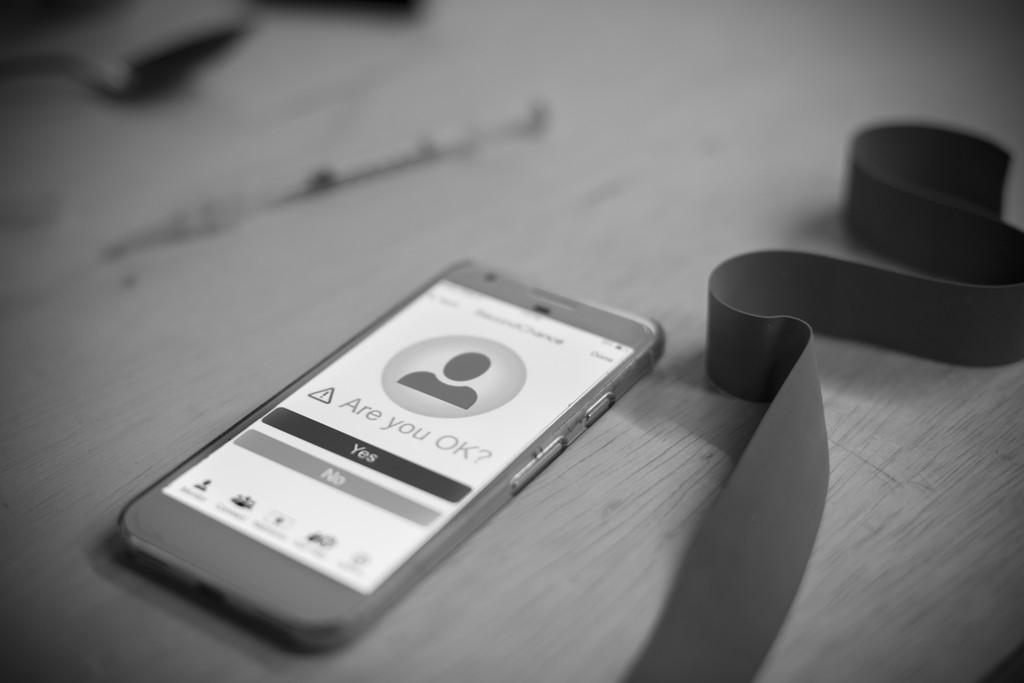 Desarrollan una app capaz de ayudar a detectar una sobredosis a través del móvil