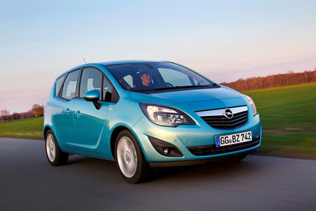 Gama GLP de Opel: ocho modelos a gas