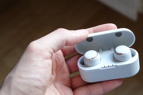 Panasonic RZ-S500W, análisis: estos auriculares inalámbricos quieren doblegar a los modelos prémium ofreciendo lo mismo por menos