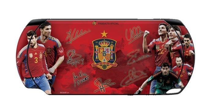 PSP selección España