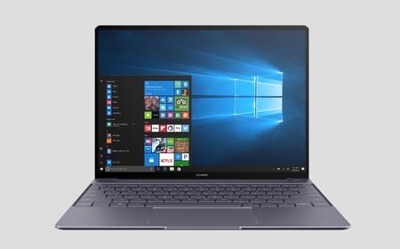 MateBook X, Huawei va a por todas con su primer portátil