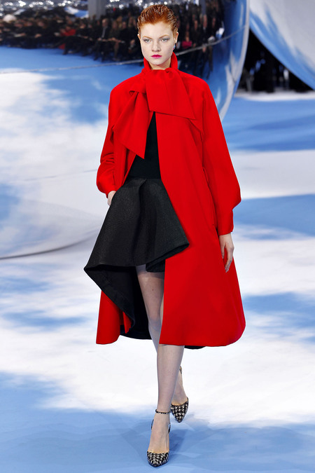 Foto de Christian Dior Otoño-Invierno 2013/2014: Memory dresses (3/21)