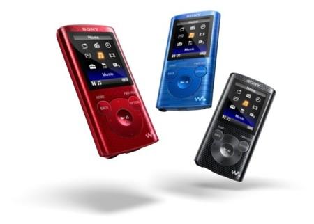 Sony Walkman E580: 77 horas seguidas de música