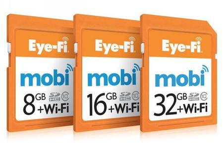 Con Eye-Fi Mobi conectar nuestra cámara al móvil por WiFi será «pan comido»