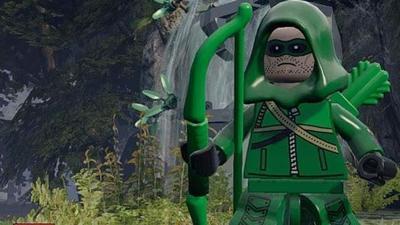 Green Arrow se une a LEGO Batman 3 por medio de su nuevo DLC
