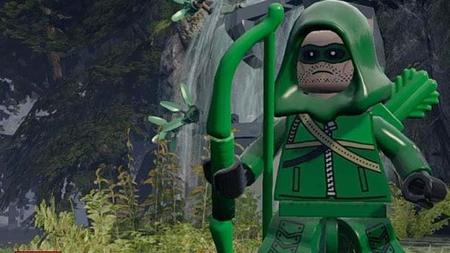 Green Arrow se une a LEGO Batman 3 por medio de su nuevo DLC