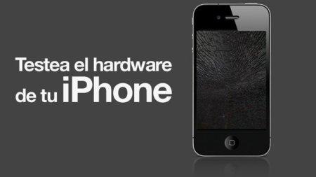 Cómo comprobar el Hardware de tu iPhone