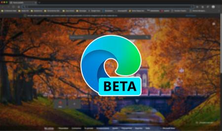 Edge en el Canal Beta ya cuenta con la sincronización de extensiones gracias a la última actualización que lanza Microsoft