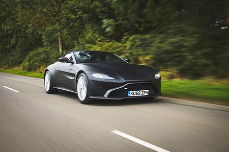 Aston Martin Vantage Roadster Prototipo