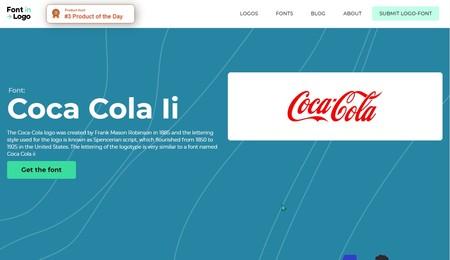 Font Coca Cola Ii