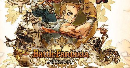 'Battle Fantasia' ya tiene fecha para Europa