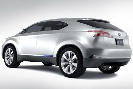 Lexus LF-Xh y LF-A, las apuestas de Lexus para el Salón de Tokyo