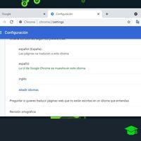 Cómo desactivar la traducción automática de webs en Chrome: para que no te pregunte y para desconfigurarla