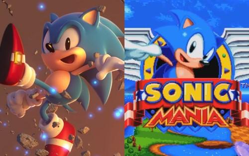Sonic Forces y Sonic Mania, ¿la última oportunidad para el erizo azul?