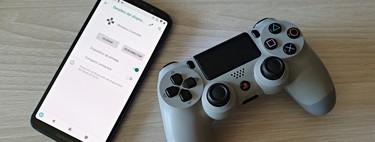 Cómo conectar un mando PS4 a un teléfono Android