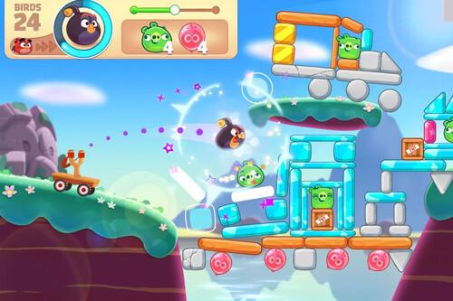 Probamos Angry Birds Journey: el nuevo juego de los pájaros cabreados que vuelve a los orígenes