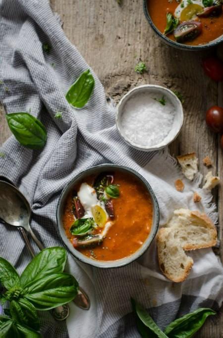 Paseo por la gastronomía de la Red: 11 deliciosas recetas con productos de la huerta