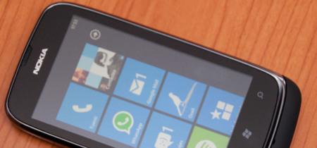 Nokia Lumia 610, análisis