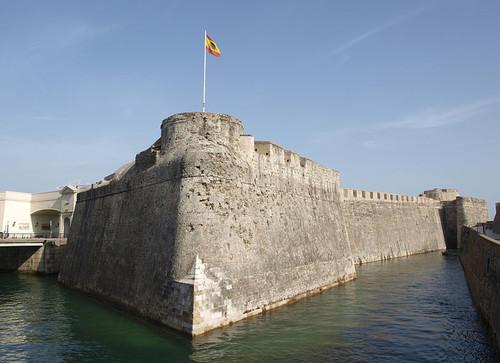 Recorrido por las Murallas Reales de Ceuta
